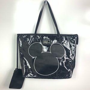Disney Boutique tote  bag purse  coin purse MICKEY